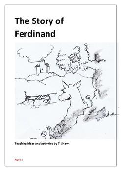 Story of Ferdinand teaching ideas