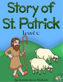 Story of St. Patrick Coloring Book—Level C