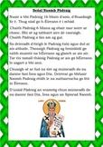 Story of St. Patrick in Irish Language - as Gaeilge