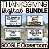 Thanksgiving: Mayflower Voyage, Pilgrims, Native Americans