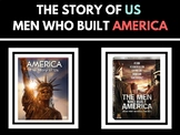 Story of US - Men Who Built US History Channel Bundle