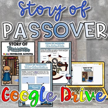 Story of the Passover {Digital}