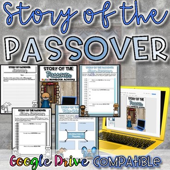 Story of the Passover {Digital AND Paper}