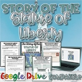 Story of the Statue of Liberty {Digital AND Paper} Distanc