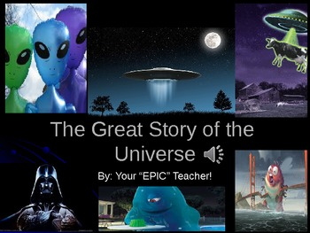 Montessori Story of the Universe Powerpoint