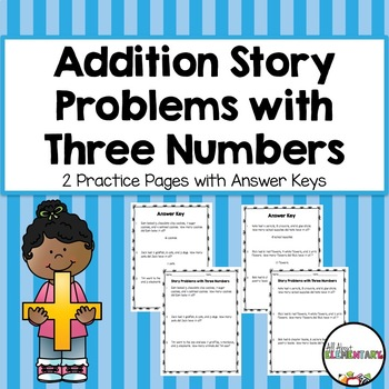 Free Kindergarten Word Problems Assessment Resources & Lesson Plans ...