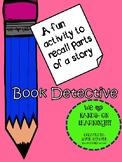 Story retelling activity