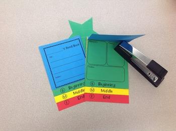 Story retelling comprehension Kindergarten First Grade