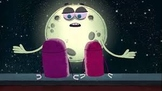 """StoryBots """"Its My Time To Shine - The Moon Song"""" Lyrics"""