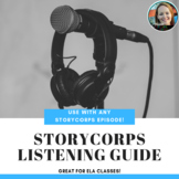 StoryCorps Listening Guide-Digital and Paper Versions!