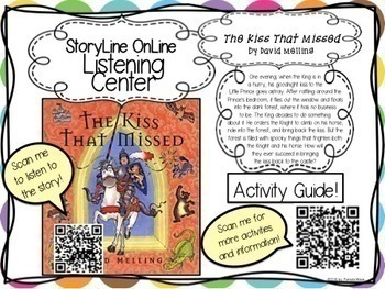 StoryLine Online Reading and Listening Center Updated July 2017!