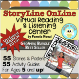 StoryLine Online Reading and Listening Center Growing Bundle!!