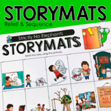 StoryMats l Visuals for Retelling & Sequencing a Story