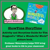 StoryTime Activity Guide for WHAT A WONDERFUL WORLD