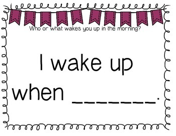 {StoryTown} First Grade Question of the Day Companion Theme 2