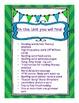 StoryTown Grade 1 Lesson 10 Resource Unit