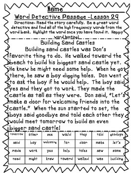 StoryTown Grade 1 Lesson 29 Resource Unit