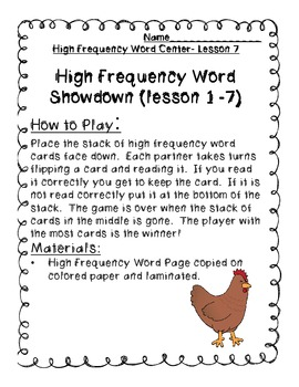 StoryTown Grade 1 Lesson 7 Resource Unit