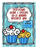 StoryTown Grade 1 Lessons 19-21 Bundled Resource Unit