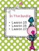 StoryTown Grade 1 Lessons 25-27 Bundled Resource Unit