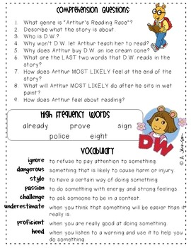 StoryTown Grade 2 Study Guides