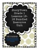 StoryTown Grade Lesson 13-15 Bundled Resource Unit