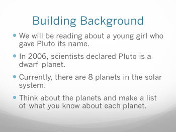 "StoryTown ""Kid Who Named Pluto"" Unit - Vocab, Skills, Questions, Centers & More"