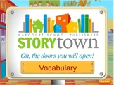 StoryTown Robust Vocabulary Preview, Grade 5