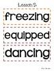 StoryTown Spelling Word Cards {3RD GRADE}
