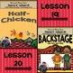 StoryTown Theme 4 - 3rd Grade BUNDLE {Lessons 16, 17, 18, 19, 20}