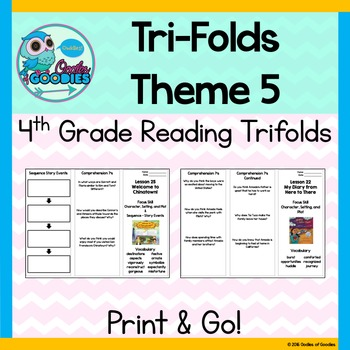 4th Grade Storytown Worksheets Teaching Resources TpT