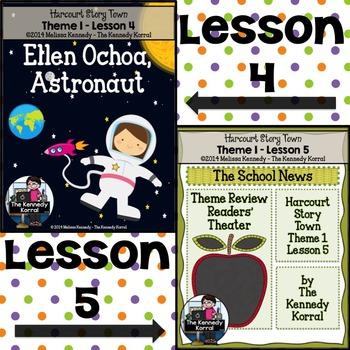 3rd Grade StoryTown BUNDLE Theme 1