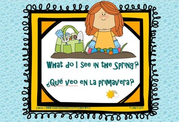 Story:What is the weather like in the Spring? PP inSpanish & English
