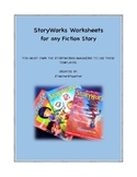 StoryWorks Fiction Worksheets