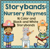 Headbands- Nursery Rhymes