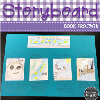 Storyboard Book Project