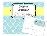 Storyboard Narrative Writing Graphic Organizer