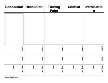 Storyboard Soundtrack Rubric ANY BOOK