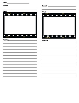 Storyboard: Summarizing your Story into a Video