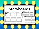Storyboard Templates - 3 Levels of Storyboards for Differe