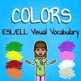 "Storyboard That - Teaching ESL/ELL - ""Colors"" Packet"