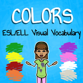 "Teaching ESL/ELL - ""Colors"" Packet"