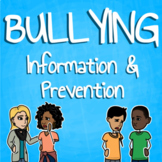 Storyboard That's Bullying: Information and Prevention Bundle