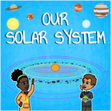 Our Solar System Worksheets & Activities