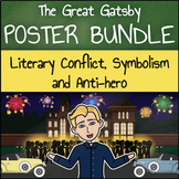 The Great Gatsby Poster Bundle