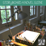 Storyboard Novel Scenes: Assignment, Templates, Rubric