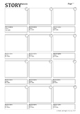 Storyboard for production tasks