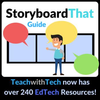 StoryboardThat Digital Storyboard Creator Storytelling Guide