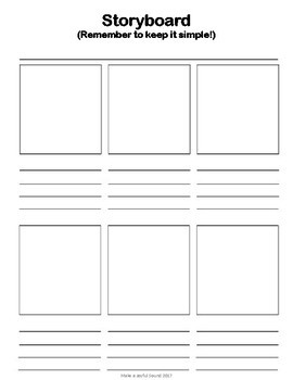 Create Storyboards and Comic Strips (with Templates!)