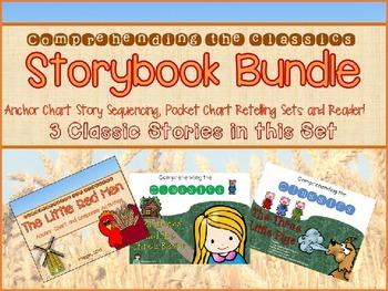 Storybook Anchor Chart Bundle and More